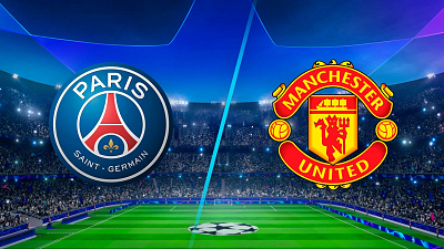 UEFA Champions League - Full Match Replay: PSG vs. Man. United