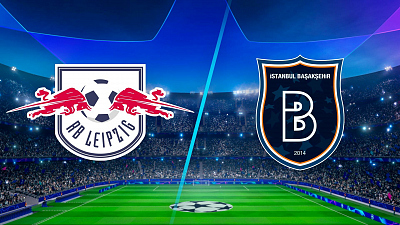 UEFA Champions League - Full Match Replay: Leipzig vs. Istanbul Basaksehir