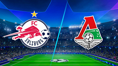 UEFA Champions League - Full Match Replay: Salzburg vs. Lokomotiv Moskva