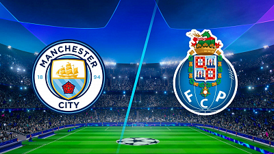 UEFA Champions League - Full Match Replay: Man. City vs. Porto