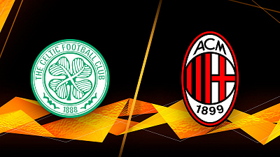 UEFA Europa League - Full Match Replay: Celtic vs. Milan