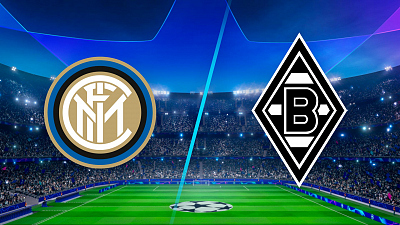 UEFA Champions League - Internazionale vs. Monchengladbach - 3pm ET