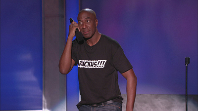 Russell Simmons Presents Stand-Up at The El Rey - Mark Viera, Rachel Feinstein & Baron Vaughn