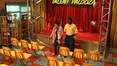 Ned's Declassified School Survival Guide - Elections/Talent Show