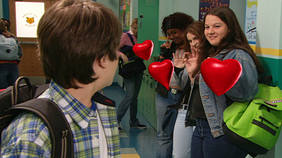 Ned's Declassified School Survival Guide - Crushes/Dances