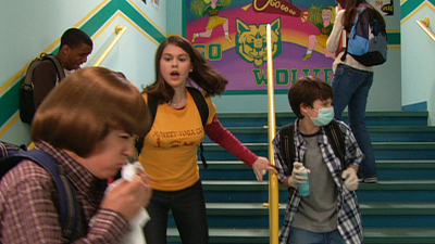 Ned's Declassified School Survival Guide - Sick Days/Spelling Bees