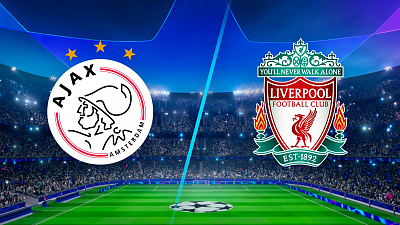 UEFA Champions League - Ajax vs. Liverpool - 3pm ET
