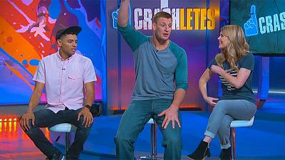 Crashletes - You Got Served!
