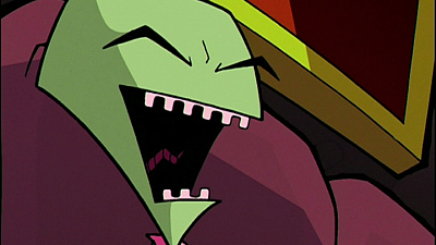 Invader Zim - Germs/ Dark Harvest