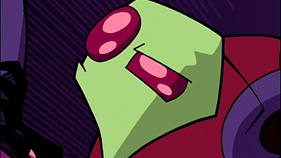 Invader Zim - Attack of the Saucer Morons/The Wettening