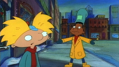 Hey Arnold! - Das Subway/Wheezin' Ed