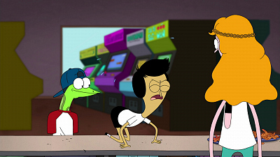 Sanjay and Craig - Fart Baby/Kung-Fu Catapult