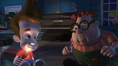 The Adventures of Jimmy Neutron, Boy Genius - Journey to the Center of Carl/Aaugh! Wilderness