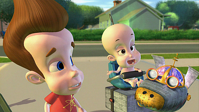 The Adventures of Jimmy Neutron, Boy Genius - Granny Baby/Time is Money