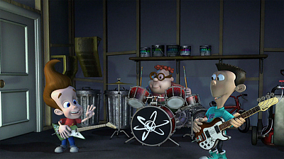 The Adventures of Jimmy Neutron, Boy Genius - Jimmy on Ice/Battle of the Bands