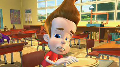 The Adventures of Jimmy Neutron, Boy Genius - Normal Boy/Birth of a Salesman