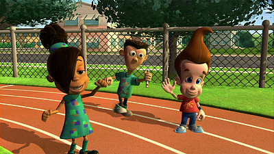 The Adventures of Jimmy Neutron, Boy Genius - See Jimmy Run/Trading Faces (A Mind is a Terrible Thing, Two Ways)