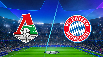 UEFA Champions League - Full Match Replay: Lokomotiv Moscow vs. Bayern Munich