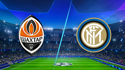 UEFA Champions League - Full Match Replay: Shakhtar Donetsk vs FC Inter