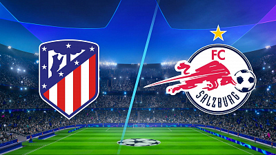 UEFA Champions League - Full Match Replay: Atletico Madrid vs Salzburg