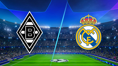 UEFA Champions League - Full Match Replay: Mönchengladbach vs Real Madrid