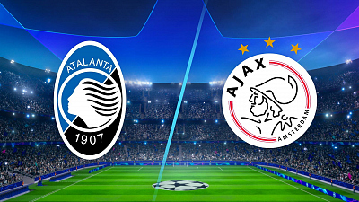 UEFA Champions League - Full Match Replay: Atalanta vs Ajax