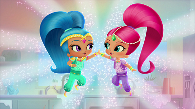 Shimmer and Shine - The Sweetest Thing