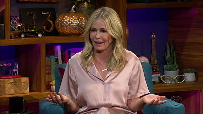 The Late Late Show with James Corden - 10/28/20 (Chelsea Handler, CL)