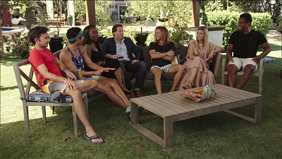 Big Brother - Big Brother 22 - Memphis Arrives At The Jury House