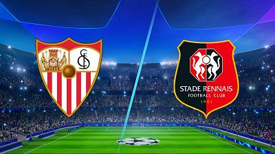 UEFA Champions League - Sevilla vs. Rennes - 4pm ET