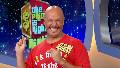The Price Is Right - A High Energy Cover Up Win