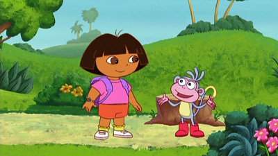 Dora the Explorer - Surprise