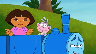 Dora the Explorer - Choo Choo