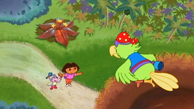 Dora the Explorer - Treasure Island