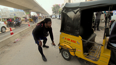 The Amazing Race - Are You a Rickshaw?