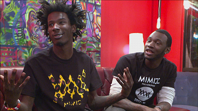 """Black Ink Crew - Dropping the """"M"""" Bomb"""