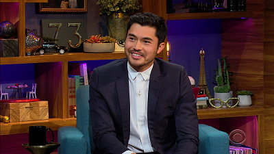 The Late Late Show with James Corden - 11/06/20 (Dr. Michael Eric Dyson, Henry Golding, Ella Mai)
