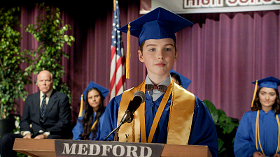 Young Sheldon - Graduation