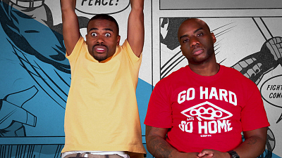 MTV2's Guy Code - Stress, how to work a rebound, friends and fantasy sports
