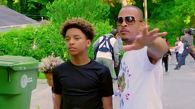 T.I. and Tiny: The Family Hustle - Lemonade Stand