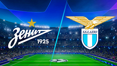 UEFA Champions League - Full Match Replay: Zenit vs. Lazio