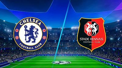 UEFA Champions League - Full Match Replay: Chelsea vs. Rennes