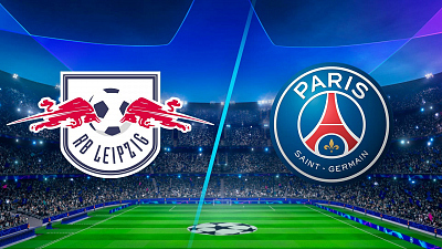 UEFA Champions League - Full Match Replay: Leipzig vs. PSG