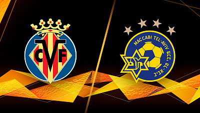 UEFA Europa League - Full Match Replay: Villarreal vs. M. Tel-Aviv