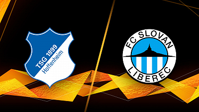UEFA Europa League - Full Match Replay: Hoffenheim vs. Liberec