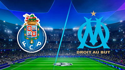 UEFA Champions League - Full Match Replay: Porto vs. Marseille