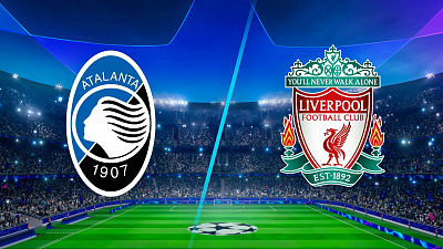 UEFA Champions League - Full Match Replay: Atalanta vs. Liverpool