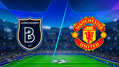 UEFA Champions League - Full Match Replay: Istanbul Basaksehir vs. Man. United