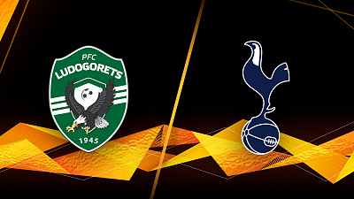 UEFA Europa League - Full Match Replay: Ludogorets vs. Tottenham