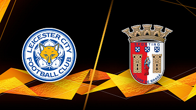 UEFA Europa League - Full Match Replay: Leicester vs. Braga